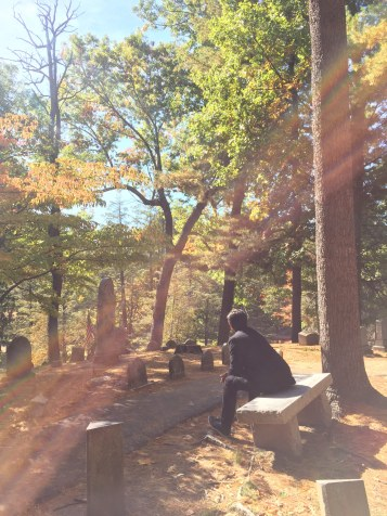 Sleepy Hollow Cemetery. Concord, MA.