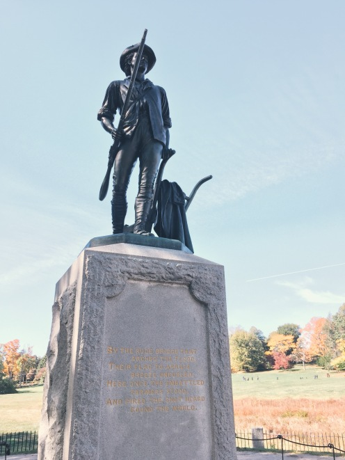 Minuteman National Park. Concord, MA.